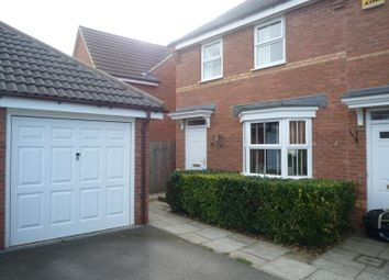 Thumbnail 3 bed end terrace house to rent in Treefields, Buckingham