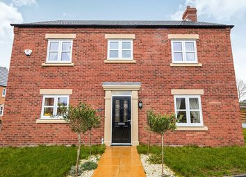 Thumbnail 4 bed detached house for sale in Chimneypot Lane, Swadlincote