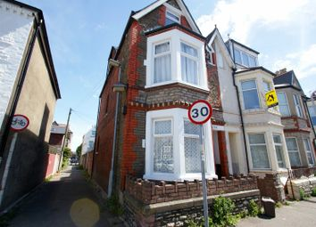 Thumbnail 2 bed flat to rent in Cottrell Road, Roath, Cardiff