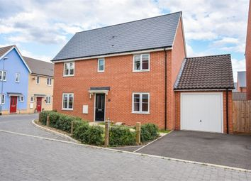 Thumbnail 3 bed detached house for sale in Henry Everett Grove, Colchester, Essex