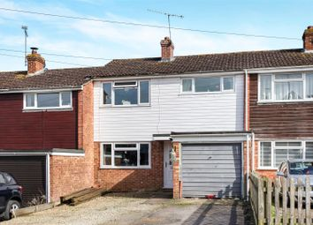 Thumbnail 3 bed terraced house for sale in Manor Close, Shipton Bellinger, Tidworth