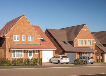 """Thumbnail 4 bedroom detached house for sale in """"Harborough"""" at Arnold Drive, Corby"""