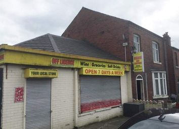 Thumbnail Commercial property for sale in 38 Tong Road, Bolton BL3 1Qb