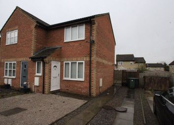 Thumbnail 2 bed end terrace house to rent in Pintail Way, Westbury, Wiltshire