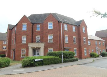 Thumbnail 2 bedroom flat for sale in Colossus Way, Milton Keynes