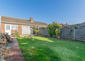 Thumbnail 2 bed semi-detached bungalow for sale in Maybury Avenue, Cheshunt, Hertfordshire