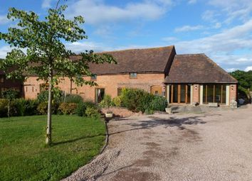 Thumbnail 3 bedroom barn conversion to rent in Broadwas-On-Teme, Martley, Worcester