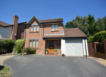 Thumbnail 3 bedroom detached house for sale in Spindle Close, Broadstone