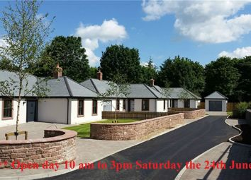Thumbnail 3 bed detached bungalow for sale in 3 Corby Bridge Close, Great Corby, Carlisle, Cumbria