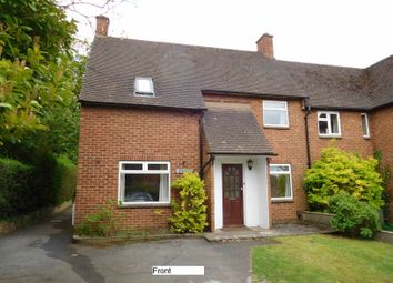Thumbnail 4 bed semi-detached house to rent in Hillside Close, Chalfont St. Peter, Gerrards Cross