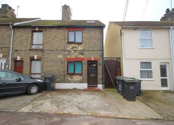 Thumbnail 3 bedroom terraced house to rent in Ferry Lane, Wouldham, Rochester