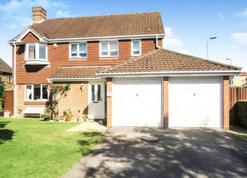 Thumbnail 4 bed detached house for sale in Sundew Road, Broadstone
