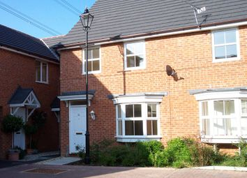 Thumbnail 3 bed end terrace house to rent in Curlew Drive, Chippenham