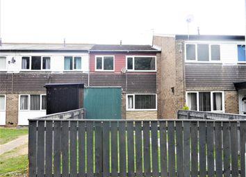 Thumbnail 2 bedroom terraced house for sale in Longridge Way, Cramlington