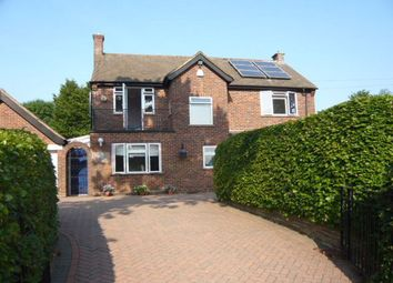 Thumbnail 4 bed detached house to rent in Oakwood Avenue, Purley, Surrey
