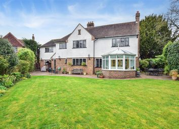Thumbnail 5 bed detached house for sale in Chart Way, Reigate, Surrey