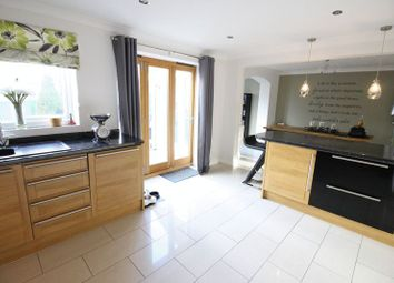 Thumbnail 4 bedroom detached house for sale in Mulberry Way, Leek, Staffordshire