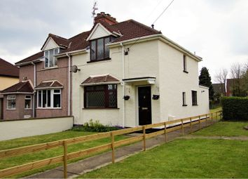 Thumbnail 3 bed semi-detached house for sale in Catbrain Lane, Cribbs Causeway