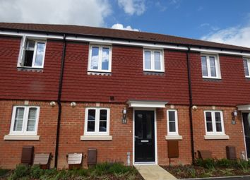 Thumbnail 3 bed terraced house to rent in Hangar Drive, Tangmere, Chichester