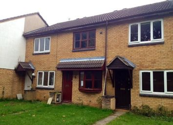Thumbnail 2 bedroom terraced house for sale in Sussex Drive, Banbury