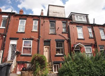 Thumbnail 4 bedroom terraced house for sale in Harlech Road, Leeds, West Yorkshire