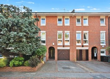 Mercers Place, Brook Green, London W6. 3 bed terraced house