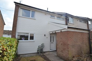 Thumbnail 3 bed end terrace house to rent in Stafford Walk, Macclesfield