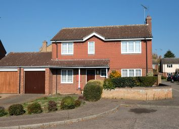 Thumbnail 4 bed detached house for sale in Micawber Way, Newlands Spring, Chelmsford