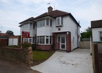 Thumbnail 3 bedroom semi-detached house to rent in Henley Crescent, Westcliff On Sea