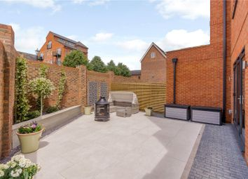 Thumbnail 3 bed terraced house for sale in Riverpark Villas, Marlow, Buckinghamshire