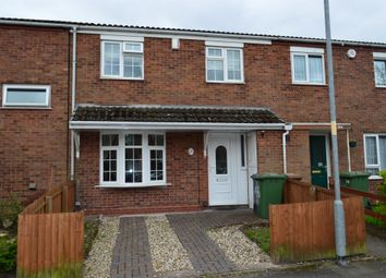 Thumbnail 3 bed terraced house for sale in Lowry Close, Willenhall