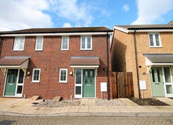 Thumbnail 2 bed terraced house to rent in Austin Way, Norwich
