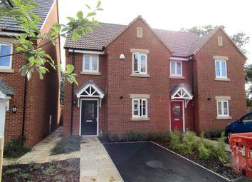 Thumbnail 3 bed semi-detached house to rent in Nathaniel Close, Sarisbury Green, Southampton