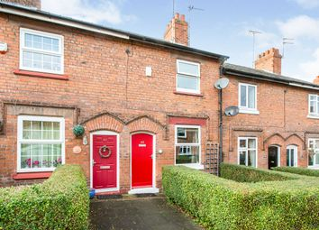 Thumbnail 2 bed terraced house for sale in Solvay Road, Northwich, Cheshire