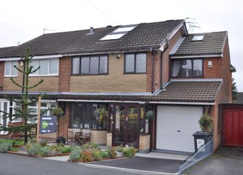 Thumbnail 5 bed semi-detached house for sale in Broadhill Road, Stalybridge