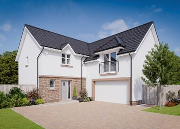"""Thumbnail 5 bedroom detached house for sale in """"The Dewar Ic"""" at Browncarrick Drive, Ayr"""