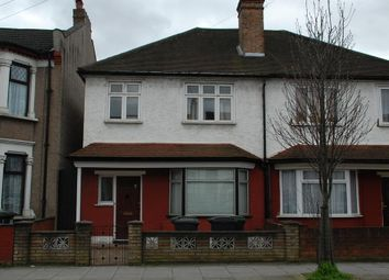 Thumbnail 3 bed semi-detached house to rent in Brantwood Road, London