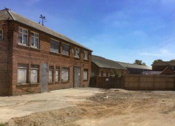 Thumbnail Office for sale in Former Aston Martin Lagonda Site, Tickford Street, Newport Pagnell, Bucks