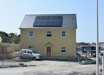 Thumbnail 3 bedroom semi-detached house for sale in Heol Dewi, Newcastle Emlyn