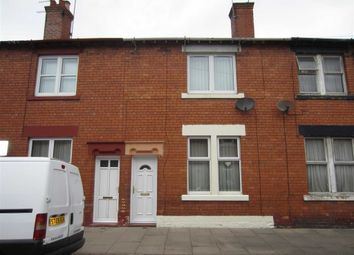 Thumbnail 3 bed terraced house to rent in Lindisfarne Street, Carlisle, Carlisle