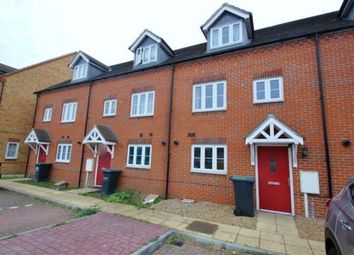 Thumbnail 4 bedroom town house for sale in Quarry Close, Northfleet, Gravesend
