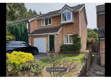 Thumbnail 3 bed detached house to rent in Merryweather Close, Wokingham