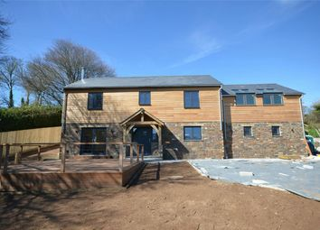 Thumbnail 5 bed detached house for sale in (Above Egrets Watch), Tresillian, Truro, Cornwall
