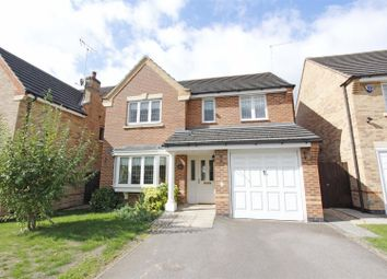 Thumbnail 4 bed detached house for sale in Tarragon Way, Bourne