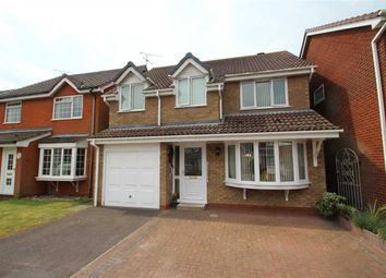 Thumbnail 4 bedroom detached house for sale in Upsons Way, Grange Farm, Kesgrave, Ipswich