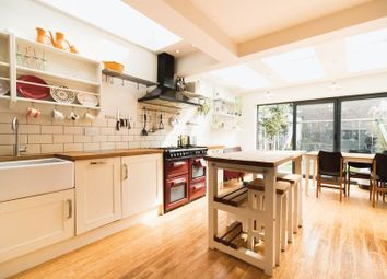 Thumbnail 3 bed terraced house for sale in Courtenay Road, London