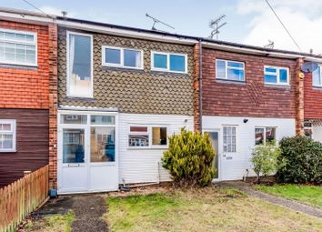 Thumbnail 3 bed terraced house for sale in Southwark Close, Yateley