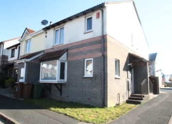 Thumbnail 2 bed end terrace house to rent in Washbourne Close, Devnport, Plymouth