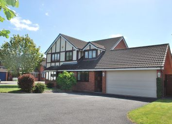 Thumbnail 4 bed detached house to rent in Almond Close, Muxton, Telford