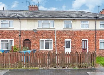 Thumbnail 3 bed terraced house to rent in Welton Grove, Hull